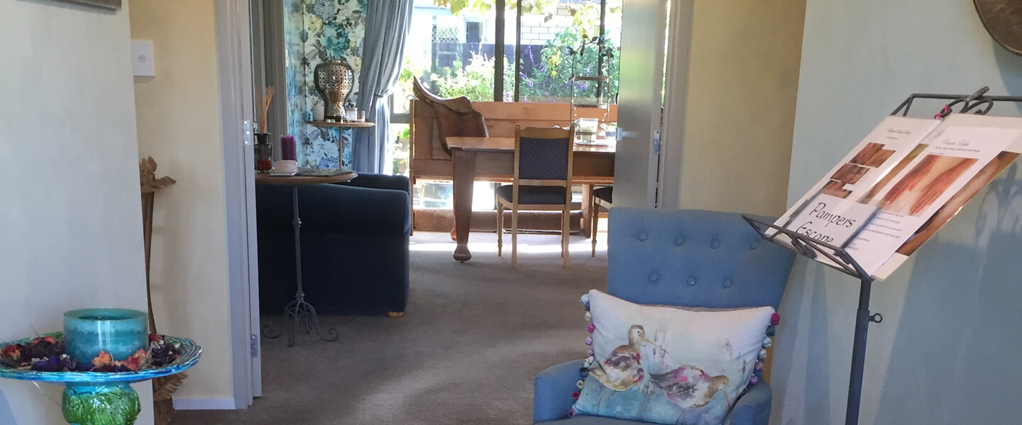 Interior View At Pampers Escape Beauty Therapy Clinic In Blenheim Marlborough